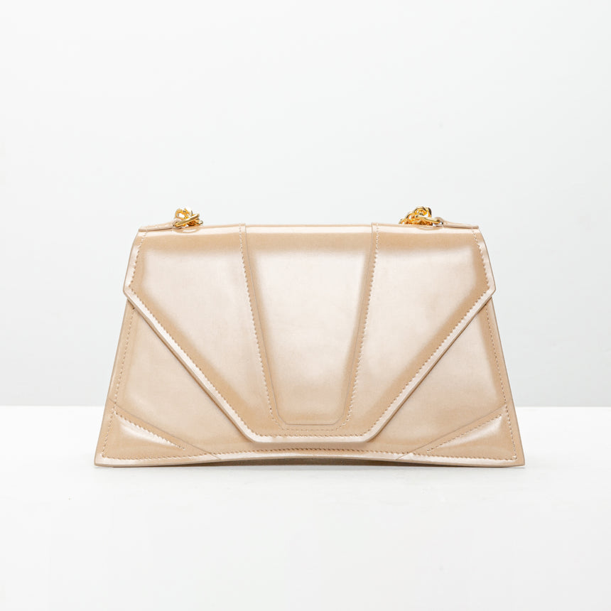 LUXEAL Clutch // Honey Beige