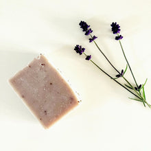 Load image into Gallery viewer, Save Some Green Wild Lavender Uno Bar - Solid shampoo, wash and shave bar - Eco Bathroom - Peanut and Poppet UK