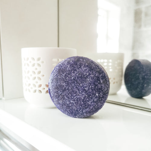 Side of Soul and Soap Oh So Silver Purple Shampoo Bar (Vegan) - Shampoo bar - Peanut and Poppet -