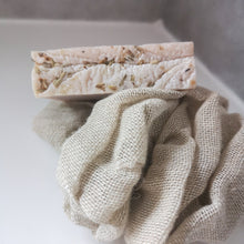 Load image into Gallery viewer, Wild Lavender Uno Bar - Solid shampoo, wash and shave bar - Eco Bathroom - Peanut and Poppet UK