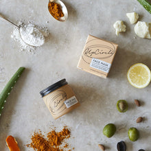 Load image into Gallery viewer, UpCircle Clarifying Face Mask - Eco friendly and vegan clay mask - Peanut and Poppet UK