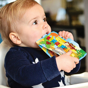 Nom Nom Kids reusable food pouches - Eco baby weaning - Peanut and Poppet UK