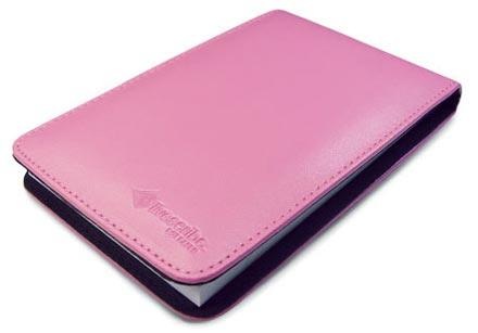Flip Notepad, 4-Pack (#1-4), Pink Cover