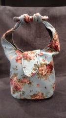 Handbag Spring Florals Canvas