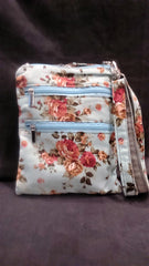 Handbag Spring Floral Canvas
