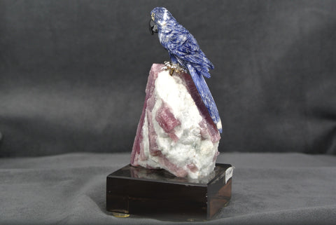 Mineral Carved MacCaw