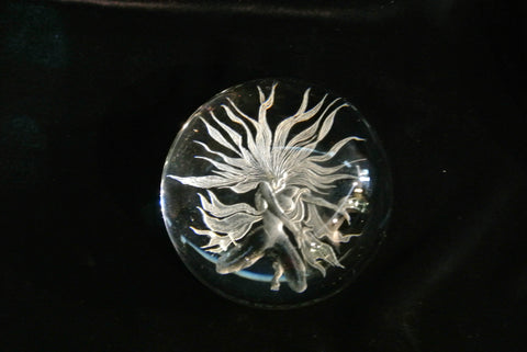 Zodiacs Paperweight Virgo (Aug 23-Sep 22)