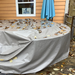 Weather Cover - Softub + Surround