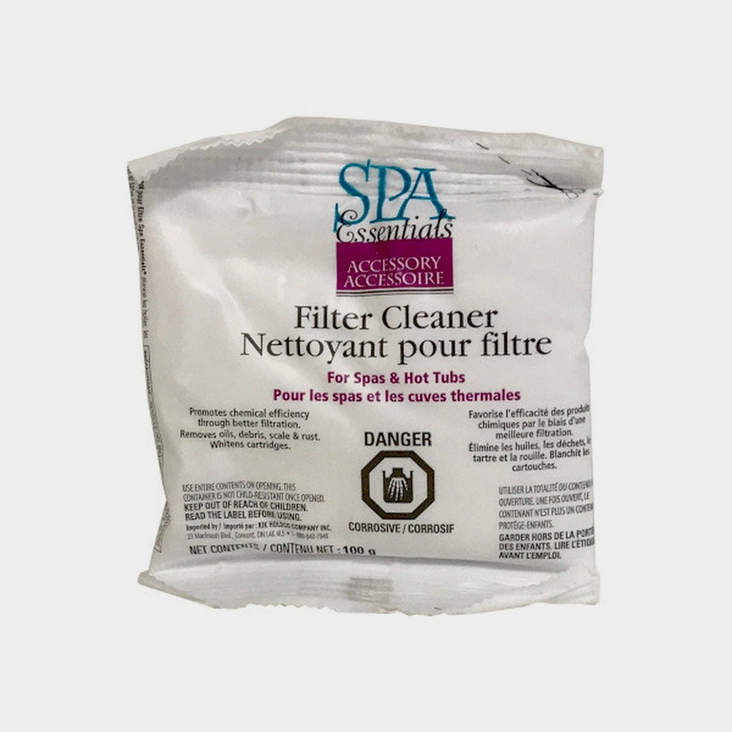 Spa Essential Filter Cleaner