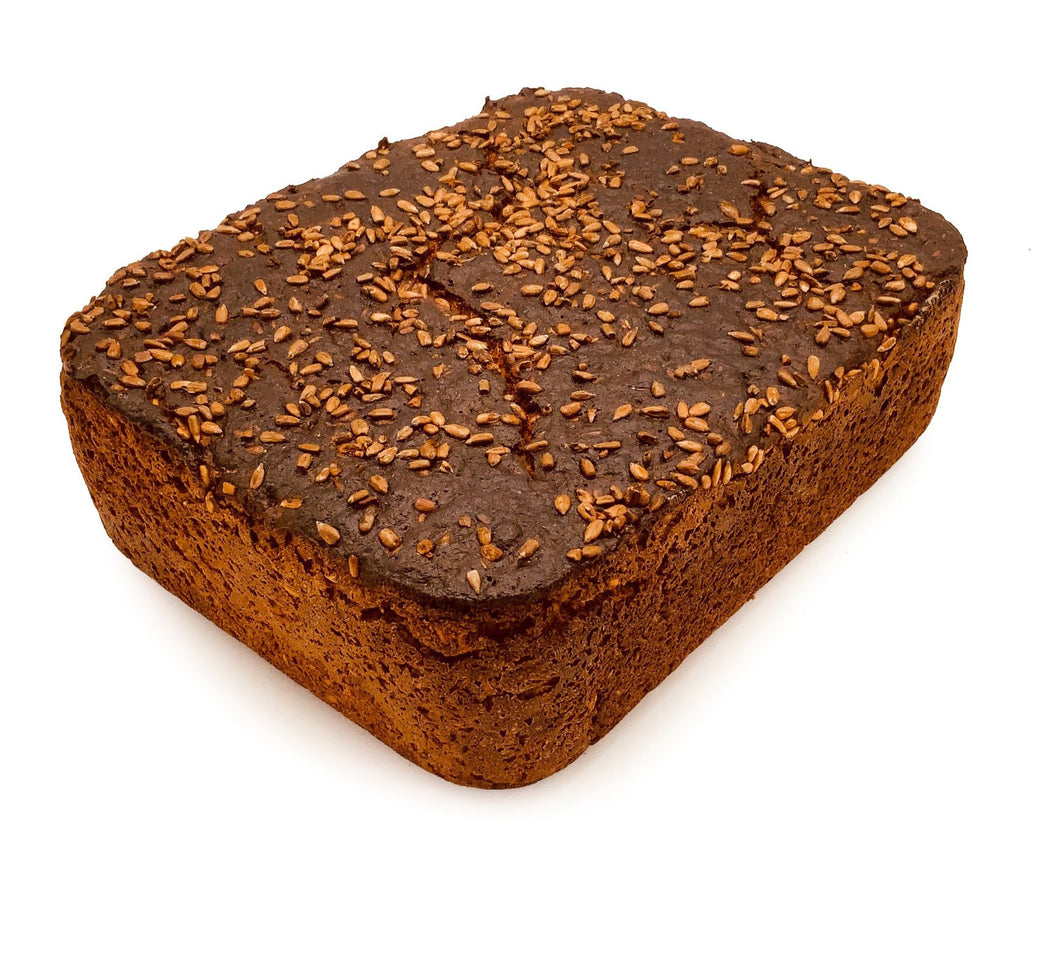 Whole Rye Bread with Sunflower Seeds