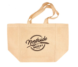 Northside Bakery Reusable Grocery Bag