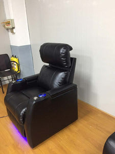 HT Design Belmont Home Theater Seating Recliner