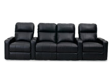 Load image into Gallery viewer, HT Design Easthampton Home Theater Seating Row of 4 Middle Loveseat