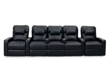Load image into Gallery viewer, HT Design Easthampton Home Theater Seating Row of 5 with Sofa