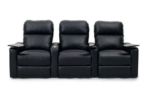 HT Design Easthampton Home Theater Seating Row of 3