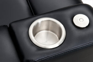 HT Design Easthampton Home Theater Seating Cupholder