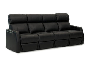 HT Design Belmont Home Theater Seating Row of 4 Sofa