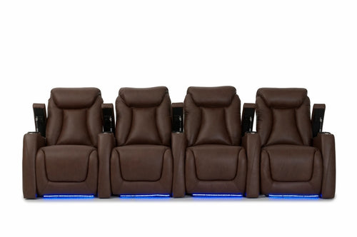 HT Design Somerset Home Theater Seating Row of 4