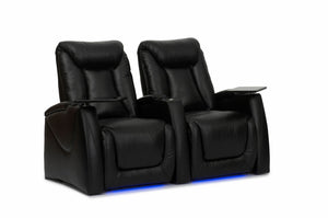 HT Design Somerset Home Theater Seating Row of 2
