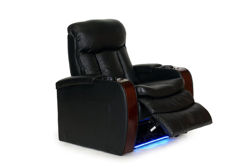 HT Design Devonshire Home Theater Seating 2 Arm Recliner