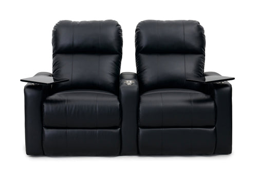 HT Design Easthampton Home Theater Seating Row of 2