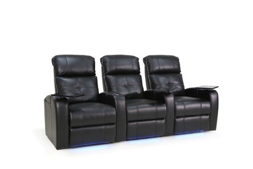HT Design Clark Home Theater Seating Row of 3