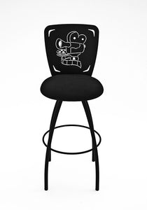 home theater swivel bar stool