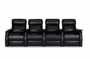 ht design paget theater seating row of 4
