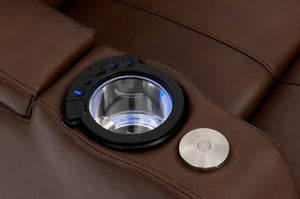 HT Design Warwick Home Theater Seating Cupholder