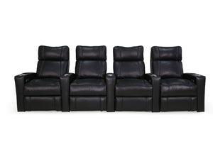 HT Design Addison Home Theater Seating Row of 4