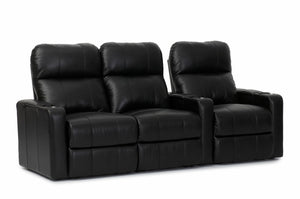 HT Design Southampton Home Theater Seating Row of 3 LF Loveseat