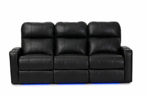HT Design Southampton Home Theater Seating Row of 3 Sofa