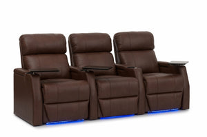 HT Design Warwick Home Theater Seating Row of 3