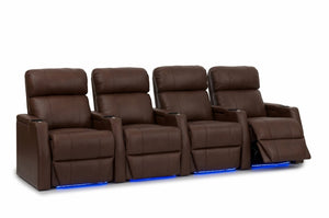 HT Design Warwick Home Theater Seating Row of 4