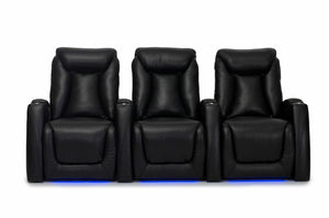 HT Design Somerset Home Theater Seating Row of 3