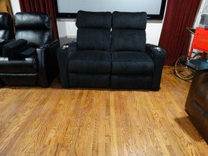 HT Design Addison Home Theater Seating Row of 2 Loveseat