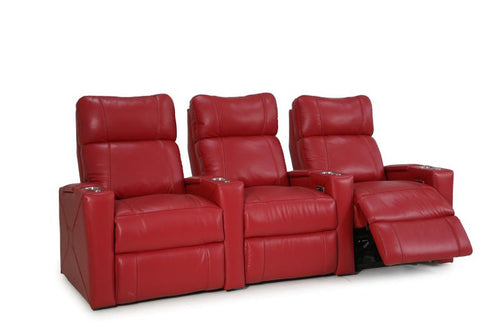 HT Design Addison Home Theater Seating Row of 3