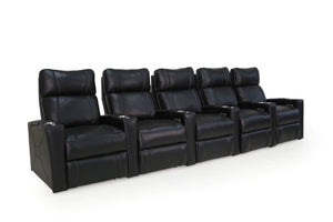 HT Design Addison Home Theater Seating Row of 5