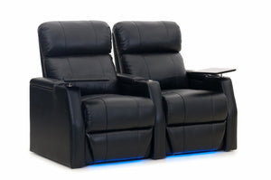 HT Design Warwick Home Theater Seating Row of 2