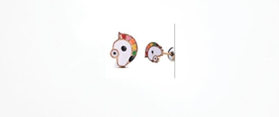 Unicorn Earrings Hypoallergenic