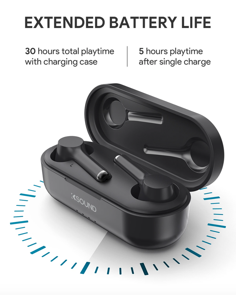 EP-K01 - KSOUND Wireless Earbuds