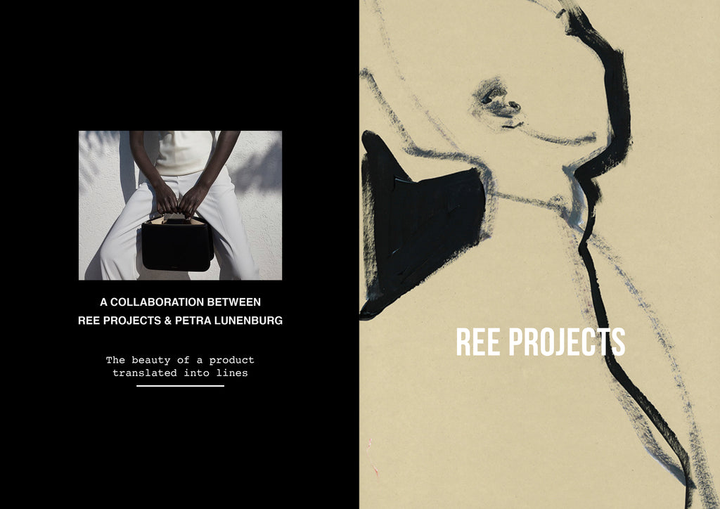 spread ' a collaboration between Ree Projects & Petra Lunenburg'