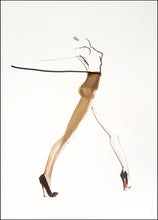 Load image into Gallery viewer, TIGHTS & HEELS- WOLFORD & LOUBOUTIN