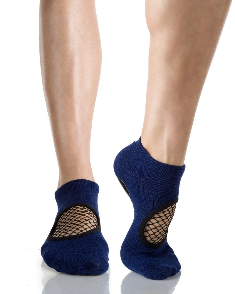 Phish Net Closed Toe Navy - Black
