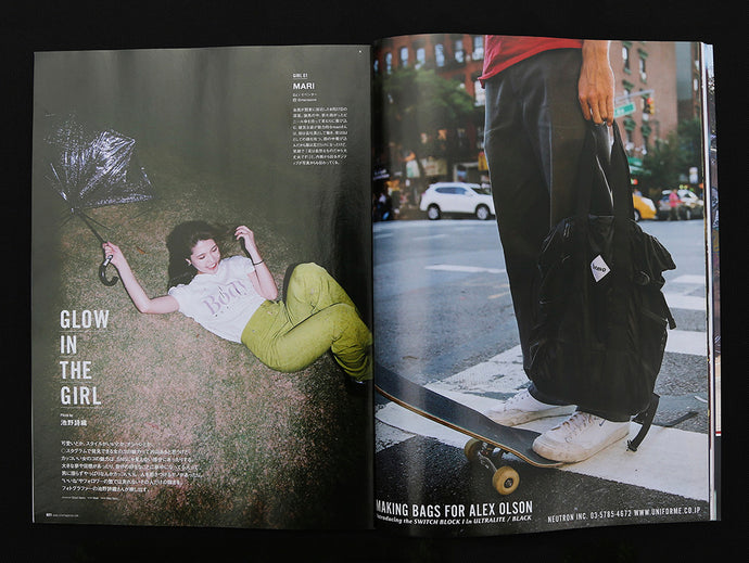 PRODUCT HIGHLIGHT / OLLIE MAG