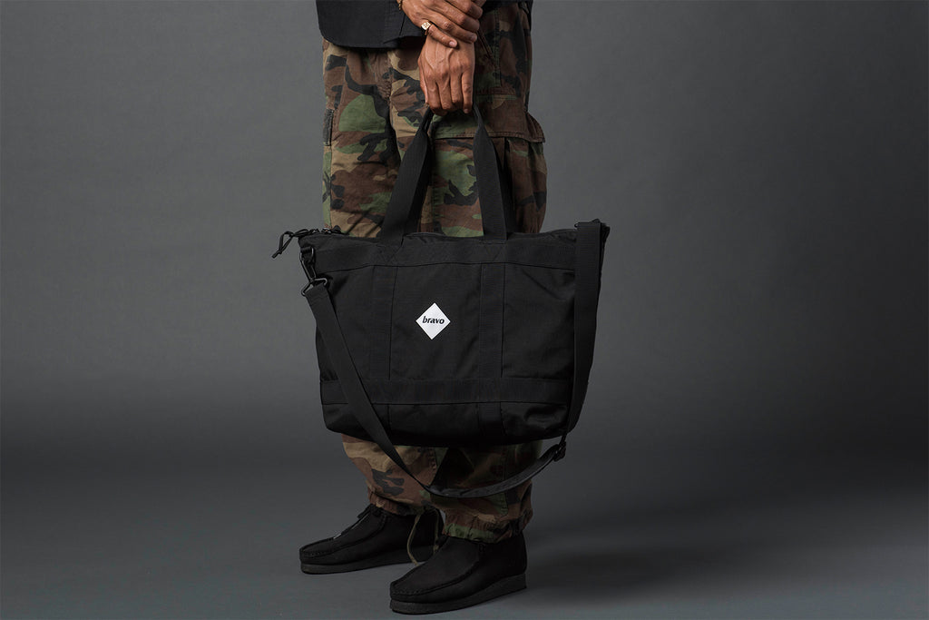 SCOPE BLOCK II CORDURA / BLACK