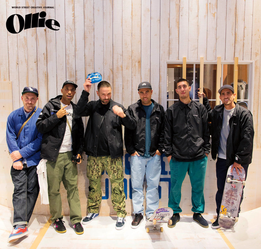 ollie mag - coded union event