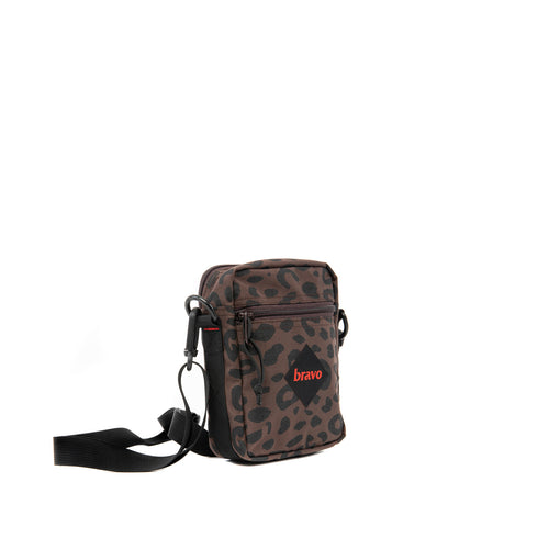 TASK BLOCK II (CORDURA / LEOPARD) - Bravo Company - A specialty travel and photography driven back pack company. visit www.bravocoworldwide.com for the foxtrot, axis, delta, kilo, and more.