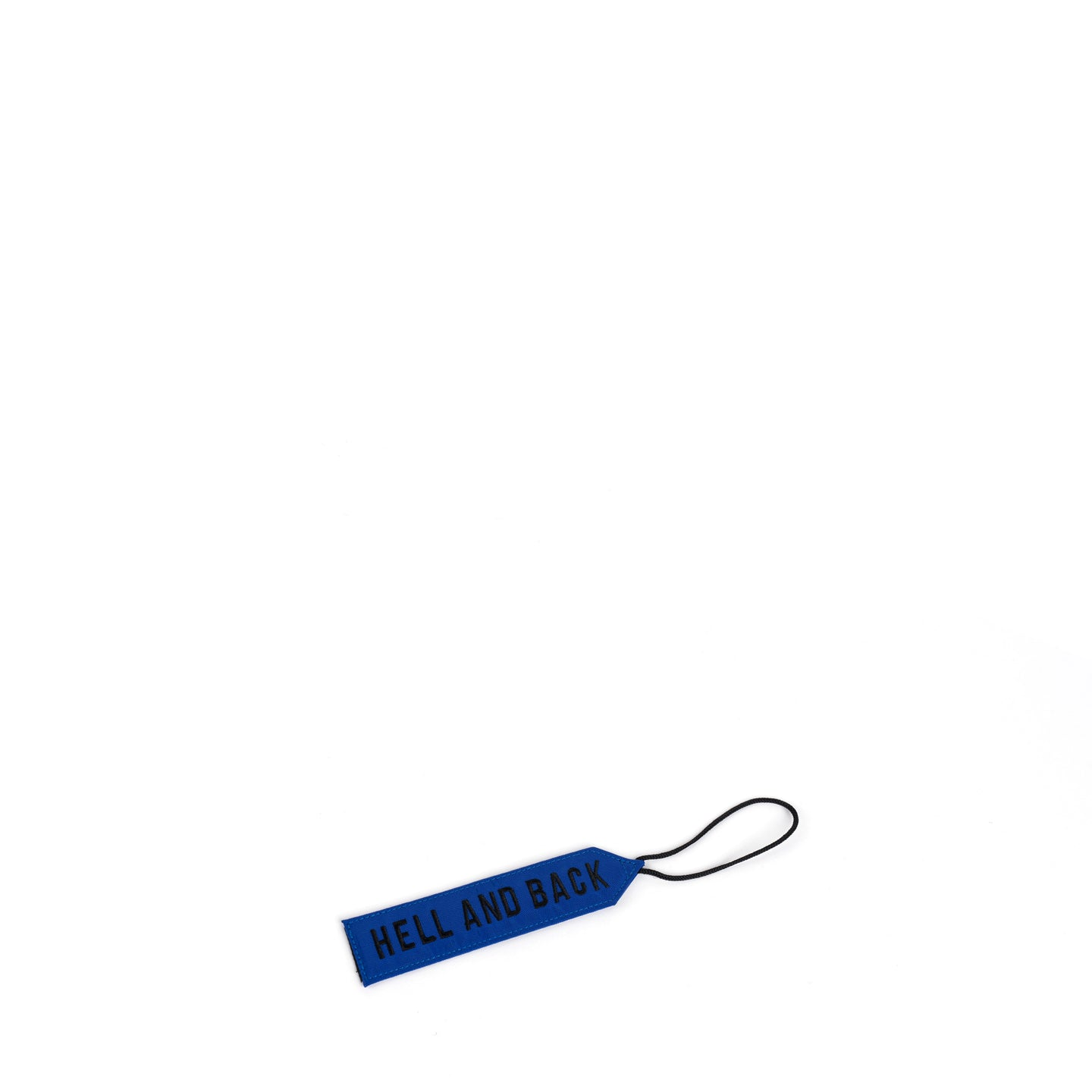 LUGGAGE TAG (BLUE) - Bravo Company - A specialty travel and photography driven back pack company. visit www.bravocoworldwide.com for the foxtrot, axis, delta, kilo, and more.