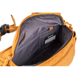 DRIFF BLOCK I (GOLD CORDURA) - Bravo Company - A specialty travel and photography driven back pack company. visit www.bravocoworldwide.com for the foxtrot, axis, delta, kilo, and more.